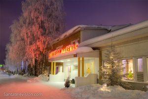 Hôtel Aakenus Rovaniemi en Laponie en Finlande